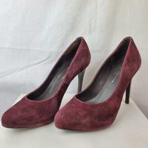 Donald J Pliner Edrice Plum/Purple Heels